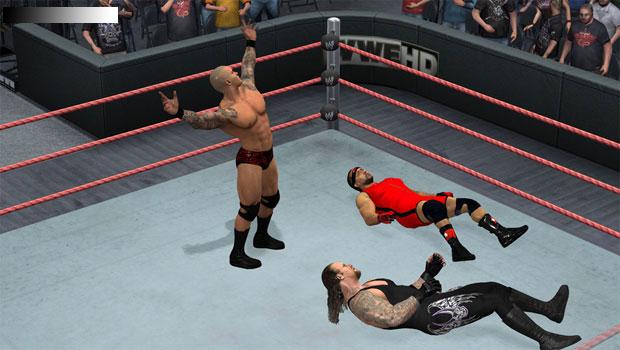 تحميل لعبة المصارعة الحرة للكمبيوتر 2019 WWE Raw Game