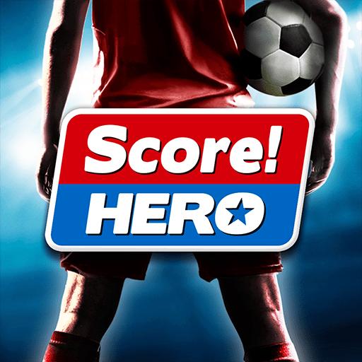 تحميل لعبة سكور هيرو Score Hero 2021